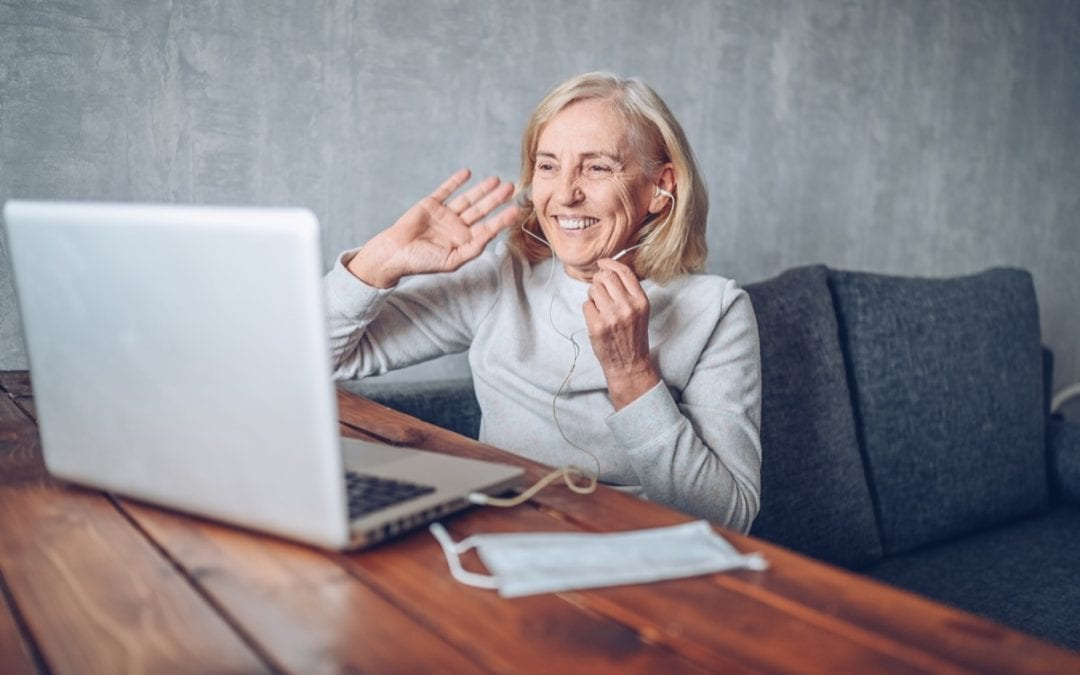 Staying Connected to Alzheimer's Patients in Care Facilities