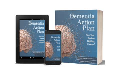 Dementia Action Plan book cover